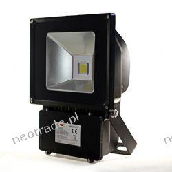 Naświetlacz LED FL100 100W 9000lm Biała Zimna Lumenmax
