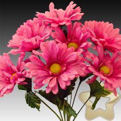 Gerbery różowe