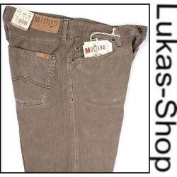 MUSTANG Bootcut spodnie SZTRUKS OKAZJA-50% W38 L34
