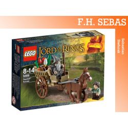 LEGO The Lord of the Rings Przybycie Gandalfa 9469