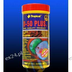 TROPICAL D-50 PLUS PUSZKA 300ml/55g