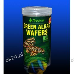 TROPICAL GREEN ALGAE WAFERS WIADRO 5l/2,25kg
