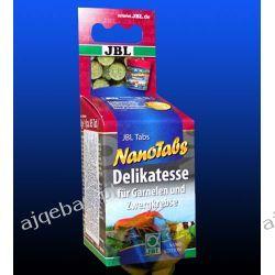 JBL NanoTabs 60ml pokarm w tabletkach