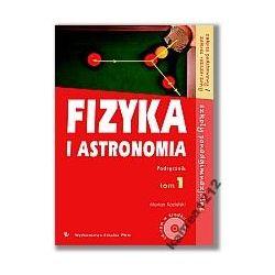 FIZYKA I ASTRONOMIA 1 PODRĘCZNIK+CD KOZIELSKI P/R