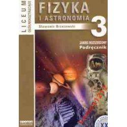 FIZYKA I ASTRONOMIA 3 ROZRZ BRZEZOWSKI OPERON