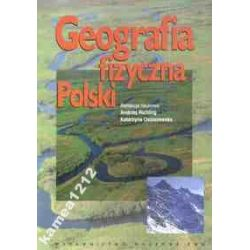 GEOGRAFIA FIZYCZNA POLSKI RICHLING