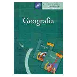 GEOGRAFIA PORADNIK DLA NAUCZYCIELA MAKOWSKA +CD