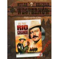RIO GRANDE KSIĄŻKA+DVD WESTERN