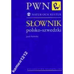 SŁOWNIK POLSKO-SZWEDZKI KUBITSKY PWN