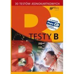 TESTY B 30 TESTÓW JEDNOKARTKOWYCH +CD IMAGE