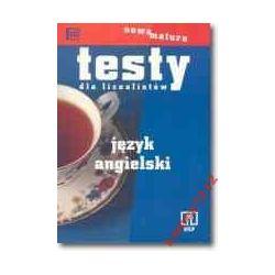 ANGIELSKI TESTY DLA LICEALISTÓW +CD WSIP PAWŁOWSKA