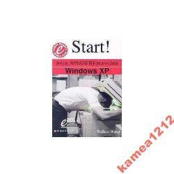 WINDOWS XP PRZEWODNIK START WANG