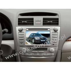 "DVM-1700 dla Toyota Camry 7"" , GPS, DVD, Bluetooth, I pod,"