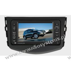 "DVM-3019 dla Toyota Rav 4, Avensis, Corolla, Auris, LC 100 Camry 2002 - 2006 7"" , GPS, DVD, Bluetooth, I pod,"