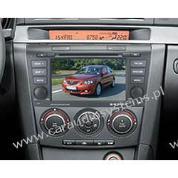 "DVM-3500 dla Mazda 3 7"" , GPS, DVD, Bluetooth, I pod,"