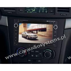 """DVM-3028 dla Chevrolet Capriva, Aveo 4D, Epica 7"""" , GPS, DVD, Bluetooth, I pod,"""