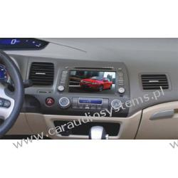 "DVM-1319 dla Honda Civic 7"" , GPS, DVD, Bluetooth, I pod,"