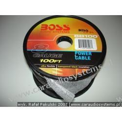 kabel prądowy 12mm2 (czarny masowy)