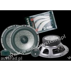 Zestaw głośników odseparowanych 165mm 4 x Woofer Rainbow CSX465.20