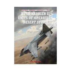 Av-8b Harrier II Units of Operations Desert Shield and Desert Storm Combat Aircraft