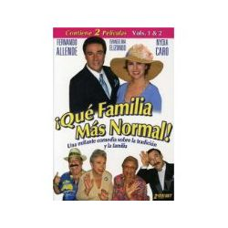 Que Familia Mas Normal 1 & 2 (2004)