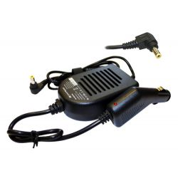 AJP 8575 Compatible Laptop Power DC Adapter Car Charger