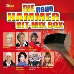 DJ ÖTZI/HANSI HINTERSEER/+ - DIE NEUE HAMMER HIT-MIX BOX 3 CD SCHLAGER POP NEU