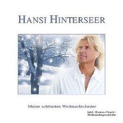 """HANSI HINTERSEER """"MEINE SCHÖNSTEN WEIHNACHTSLIEDER"""" CD"""