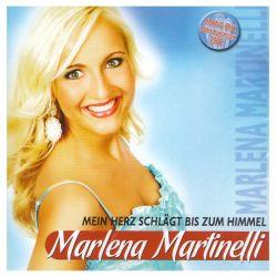 MARTINELLI,MARLENA-MEIN HERZ SCHLäGT BIS ZUM HIMMEL-CD ALBUM NEU