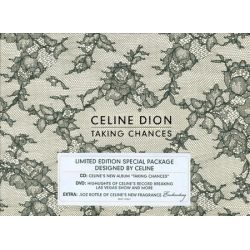CELINE DION - TAKING CHANCES [CELINE DION] [886970811422] - NEW CD