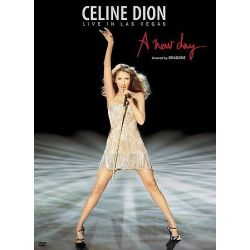 CELINE DION - LIVE IN LAS VEGAS: A NEW DAY... [DVD [REGION 1] - NEW DVD BOXSET