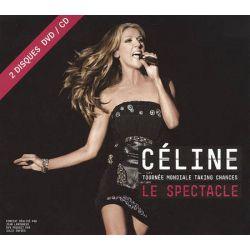 CELINE DION - CELINE DION: TOURNEE MONDIALE TAKING CHANCES [REGION FREE] NEW DVD