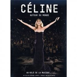 CELINE DION - CELINE: THROUGH THE EYES OF THE WORLD [REGION 1] - NEW DVD
