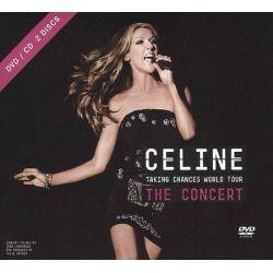 CELINE DION - CELINE DION: TOURNEE MONDIALE TAKING [REGION FREE] NEW DVD BOXSET