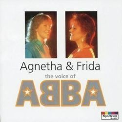 FRIDA & AGNETHA - VOICE OF ABBA * - NEW CD