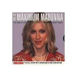 MADONNA - MORE MAXIMUM MADONNA - NEW CD