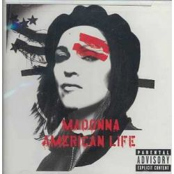 MADONNA - AMERICAN LIFE [PA] - NEW CD