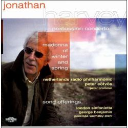 JONATHAN HARVEY - JONATHAN HARVEY: SONG OFFERINGS; MADONNA OF WINTER - NEW CD