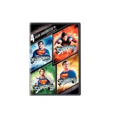 4 Film Favorites: Superman (Superman II: Special Edition, Superman III: Deluxe Edition, Superman IV: Deluxe Edition, Superman, The Movie: Special Edition) (2008)