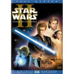 Star Wars, Episode II: Attack of the Clones (Full Screen Edition) (2002)
