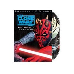 Star Wars: The Clone Wars - The Complete Season Four (2012)