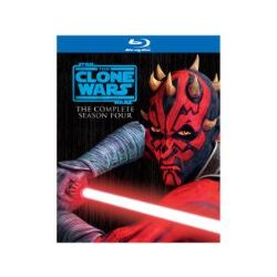 Star Wars: The Clone Wars - The Complete Season Four [Blu-ray] (2012)