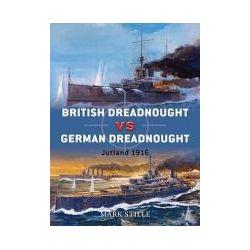 British Dreadnought Vs. German Dreadnought Jutland 1916