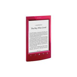 Sony PRS-T2 eReader (Red)