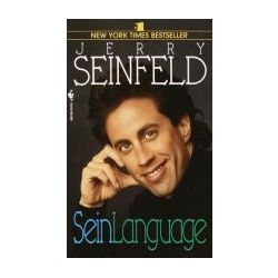 Seinlanguage (Paperback) By (author) Jerry Seinfeld