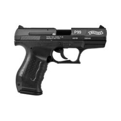 Pistolet alarmowy WALTHER P99 kal. 6mm, kartridż huk 9PAK