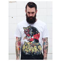 koszulka DISTURBIA - RAT