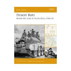 Desert Rats British 8th Army in North Africa 1941-43