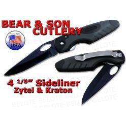"""Bear & Son 4.125"""" Zytel / Kraton Sidliner Plain 7410T"""