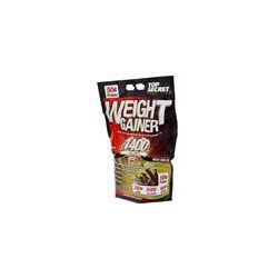 Top Secret Nutrition, LLC, Weight Gainer 1400, Dutch Chocolate, 160 oz (4535.92 g)